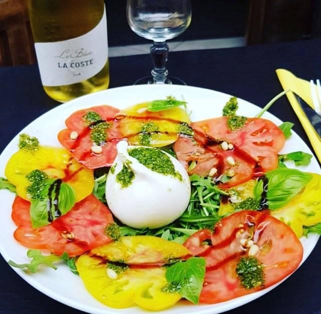 Le Restaurant - La Cosca -  Marseille